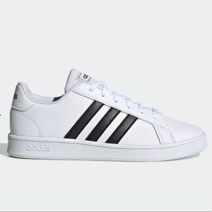 Adidas Grand Court Kids Shoes - NWT